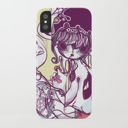 She (There's Nothing Left To Do But Sink) iPhone Case