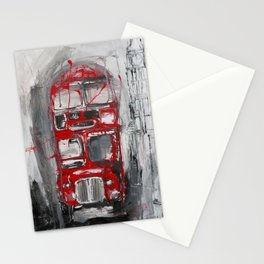 Routemaster Stationery Cards