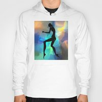 sound Hoodies featuring sound by tatiana-teni