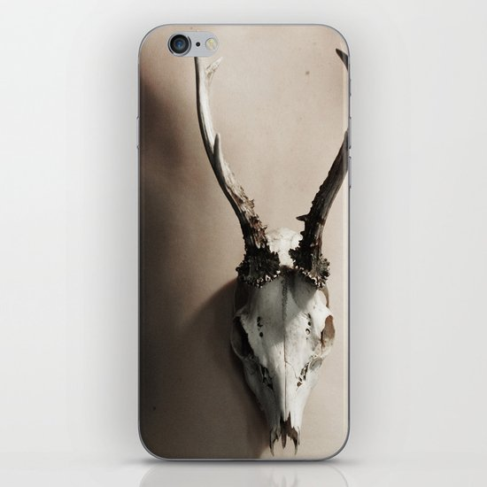 Unheimlich iPhone & iPod Skin
