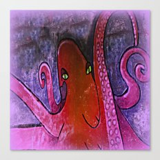 PIEUVRE Canvas Print