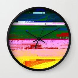 Jagdag Med Havdag Wall Clock