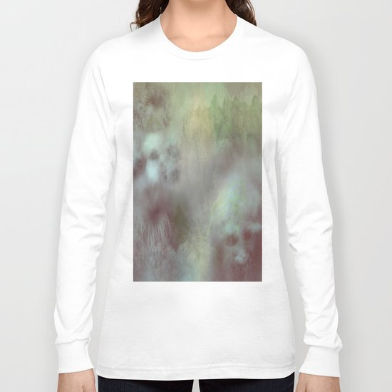 The ghosts of the cursed forest Long Sleeve T-shirt