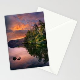 By the Lake Side Stationery Cards