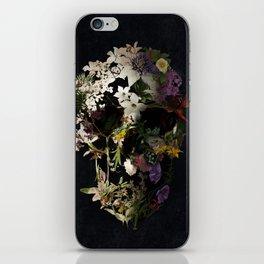 Spring Skull 2 iPhone Skin