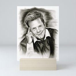 Dieter Mini Art Print