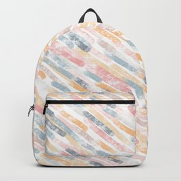 Light Autumn Organic Textures Backpack