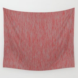 Red and Grey Wall Tapestry