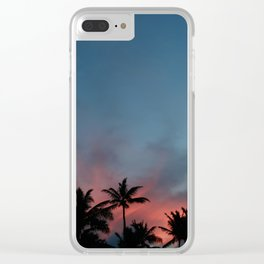 Palmset Clear iPhone Case
