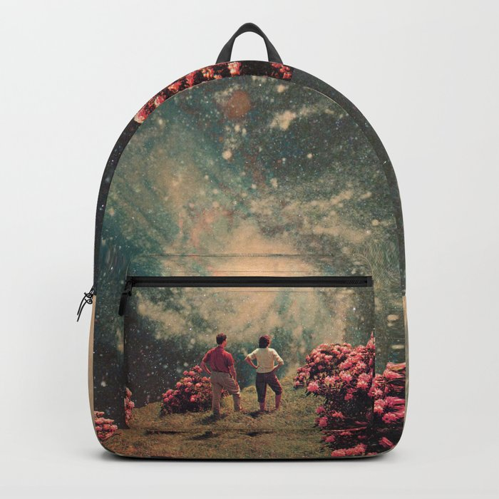There will be Light in the End Backpack