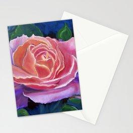 Gala Rose Stationery Cards