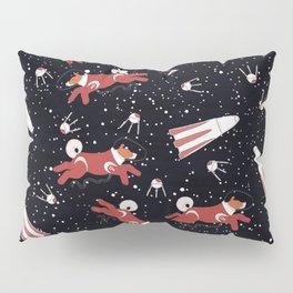Laika - Space dog Pillow Sham