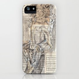 Someone I can kiss iPhone Case