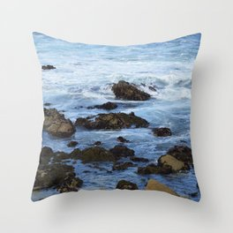 17 Mile Drive - View Point 1 Throw Pillow