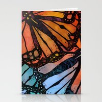 wings Stationery Cards featuring Wings by S.G. DeCarlo