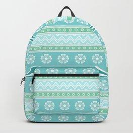 Floral Easter Pattern E Backpack