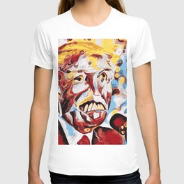 The Leader of the Free World is a Monster T-shirt