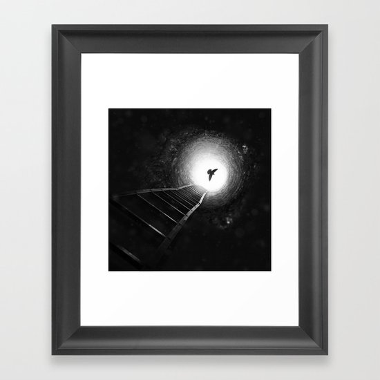Light Redemption Framed Art Print