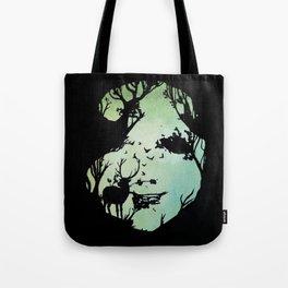 spirit of woods Tote Bag