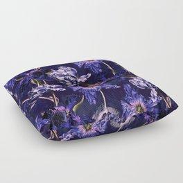Night Garden XXVIII Floor Pillow