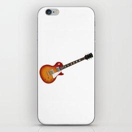 Sunburst Electric Guitar iPhone Skin