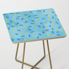 WHAT THE DUCK Side Table