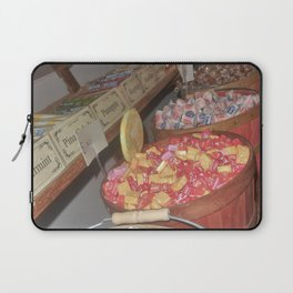 Candy Store Perspective Laptop Sleeve