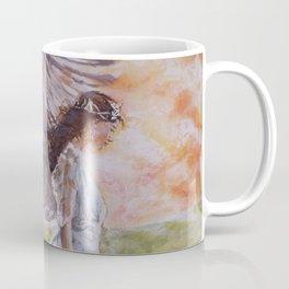 Barchiel, Archangel of February Coffee Mug