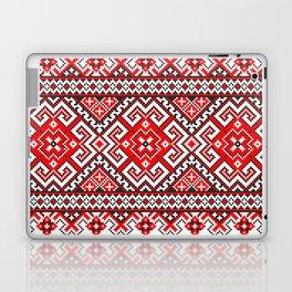 Cross stitch pattern Laptop & iPad Skin