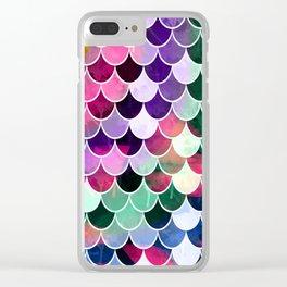 Mermaid Clear iPhone Case