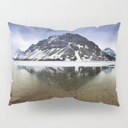 Crowfoot Mountain Pillow Sham