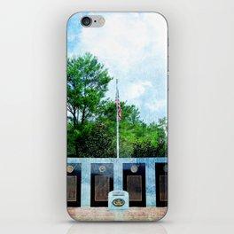 EOD Memorial iPhone Skin