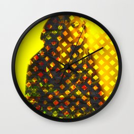 Spellcaster & The Life Games II Wall Clock