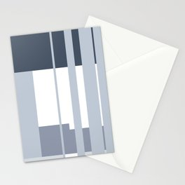 Mesa in Blue Stationery Cards