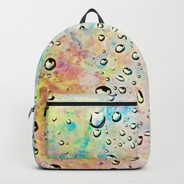 Rainbow Drops Backpack
