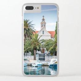 Sucuraj 1.2 Clear iPhone Case
