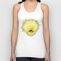 chicken Tank Tops featuring Chicken by Compassion Collective
