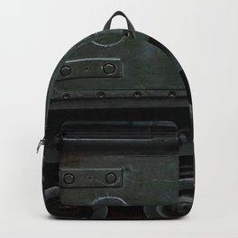 Sidehatch and Bogie Wheels Backpack