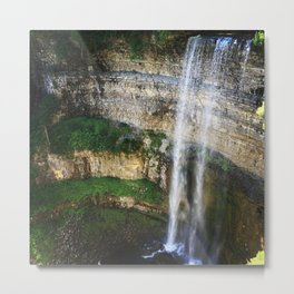 Waterfall wonder Metal Print