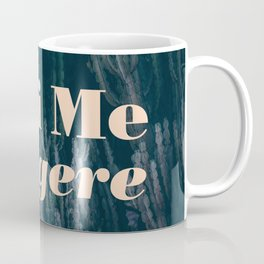 Noli Me Tangere - Touch Me Not Coffee Mug