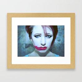 Me, I am Not.  Framed Art Print
