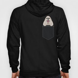 Harper - Cocker Spaniel phone case gifts for dog people dog lovers presents Hoody