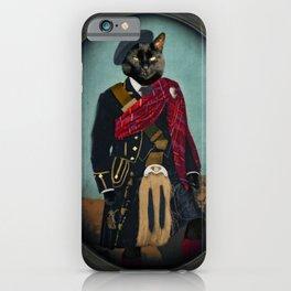 Boris the Bruce, Mouser-in-Chief iPhone Case