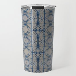 Shibori Mirror Travel Mug