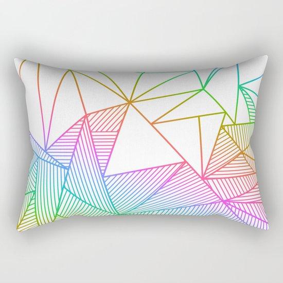 Billy Rays Rectangular Pillow