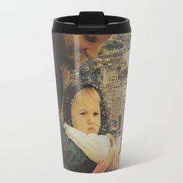 A Father, Daughter Moment Travel Mug