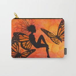 Tiger-Lily Carry-All Pouch
