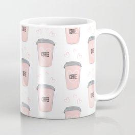 Coffee is my love Coffee Mug