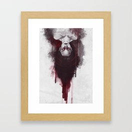Autopsy of Jane Doe Framed Art Print