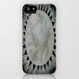 Cell on caffeine iPhone Case